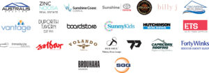 Local brands that choose Kawana